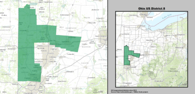 Ohio US Congressional District 8 (since 2013).tif