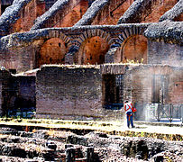 Weed Whacking the Colosseum (2883935844).jpg