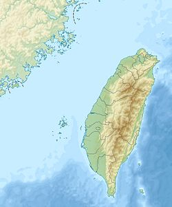 1994 Taiwan Strait earthquake is located in Taiwan