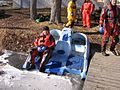 Nesconset FD Scuba rescue team scuba ice rescue training with Lifeguard Systems 19766 1313050620638 1061841085 936707 6417002 n.jpg