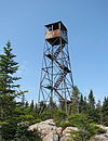 Loon Lake Mountain Fire Observation Station