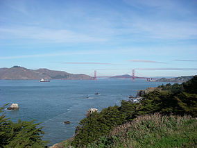 Golden Gate - Lands End - Point Lobos 2009.jpg