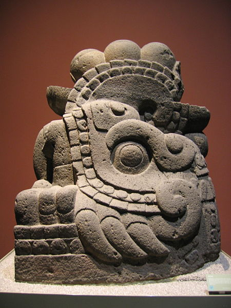 File:Aztec serpent sculpture.JPG