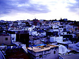 View over the Tangier medina from the roof terrace of Dar Jameel