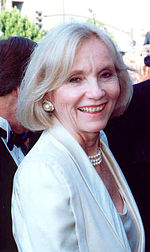 Photo of Eva Marie Saint.