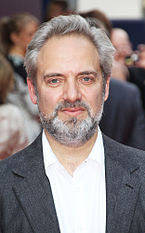 Sam Mendes at the premiere of the musical of Charlie and the Chocolate Factory.