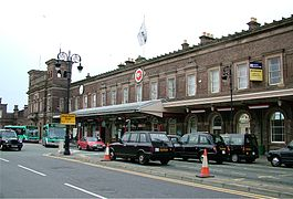 Chester railway station frontage - 2005-10-09.jpg