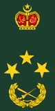 Lieutenant General of Malaysian Army.png