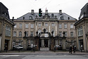 Headquarters of the Independent Order of Odd Fellows in Copenhagen, Denmark