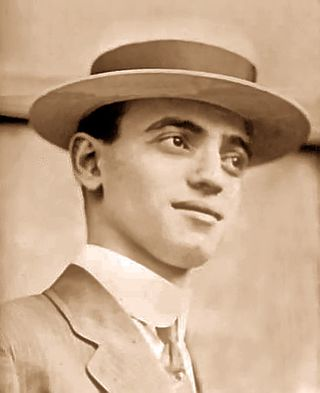 Leo Frank in a portrait photograph