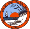 Official seal of Fort Walton Beach, Florida