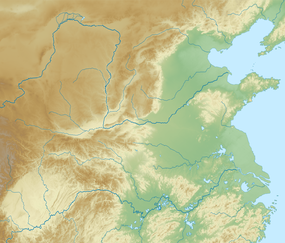 Jiahu is located in China