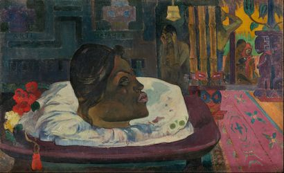 Paul Gauguin (French - Arii Matamoe (The Royal End) - Google Art Project.jpg