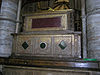 Tomb in Westminster Abbey