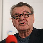 Miloš Forman at the 44th Karlovy Vary International Film Festival.