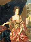 Portrait of Mademoiselle de Montmorency (1678–1718) future Duchess of Vendome (Copy of an original in the Château d'Eu).jpg