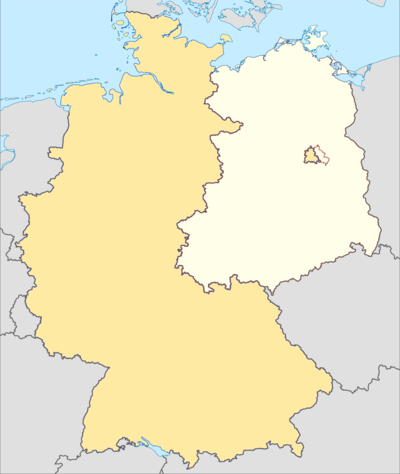 III Corps (Bundeswehr) is located in Germany
