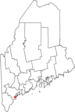 Map of Maine highlighting Portland.png