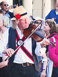 Morris fiddler - Festivals of Winds, 2012.jpg