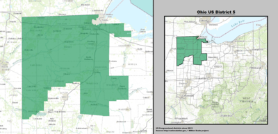 Ohio US Congressional District 5 (since 2013).tif