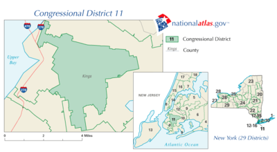 New York District 11 109th US Congress.png