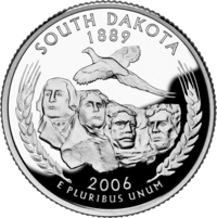 South Dakota quarter
