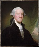 George Washington, President of the Constitutional Convention