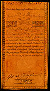 50 Zlotych, first issue of 1794