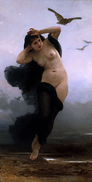 William-Adolphe Bouguereau (1825-1905) - La Nuit (1883).jpg