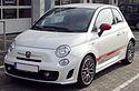 Fiat 500 Abarth front.JPG