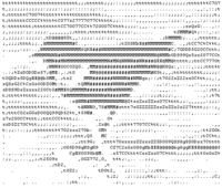 Red-winged blackbird ASCII art.png