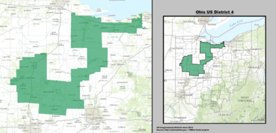 Ohio US Congressional District 4 (since 2013).tif