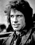 Warren Beatty in a publicity photo for Shampoo in 1975.