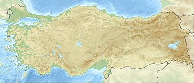 Lake Abant is located in Turkey