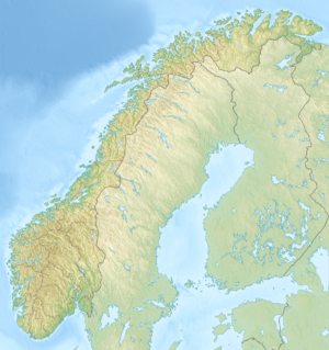 TOS is located in Norway