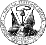 Seal of the United States Board of War.png