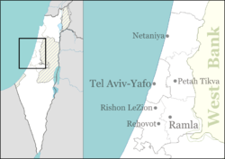 Ramla is located in Israel