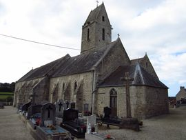 The church of Sainte-Marguerite