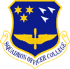 Squadron Officer College emblem