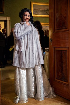 Aretha Franklin, The Gospel Tradition In Performance at the White House, 2015.jpg