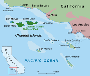 Californian Channel Islands map en.png