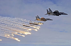 F-15E Strike Eagles launch chaff and flares.jpg