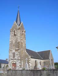 The church of Notre-Dame