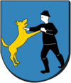Coat of arms of Kisielów
